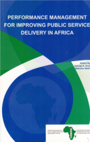 Performance Management for improving Public service Delivery in Africa